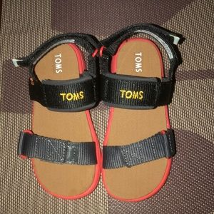 Brand new baby TOMS shoes